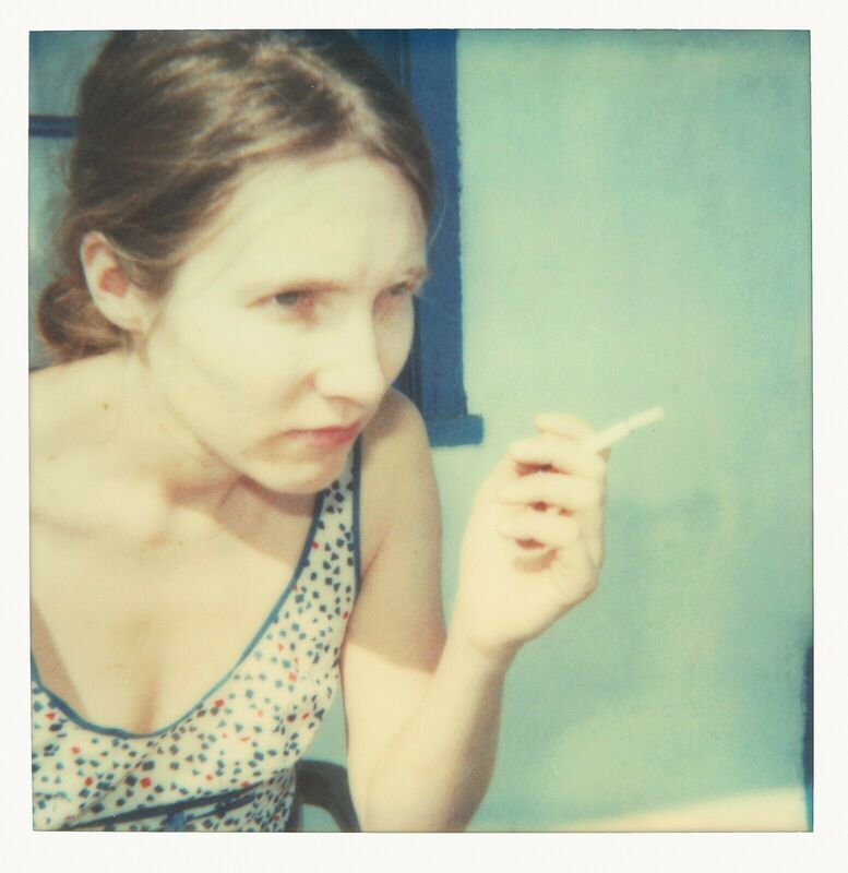 Stefanie Schneider, 'Officer's Wives Club (Stranger than Paradise), diptych', 1999, Photography, 2 Analog C-Prints, hand-printed by the artist on Fuji Crystal Archive Paper, based on a Polaroid, not mounted, Instantdreams