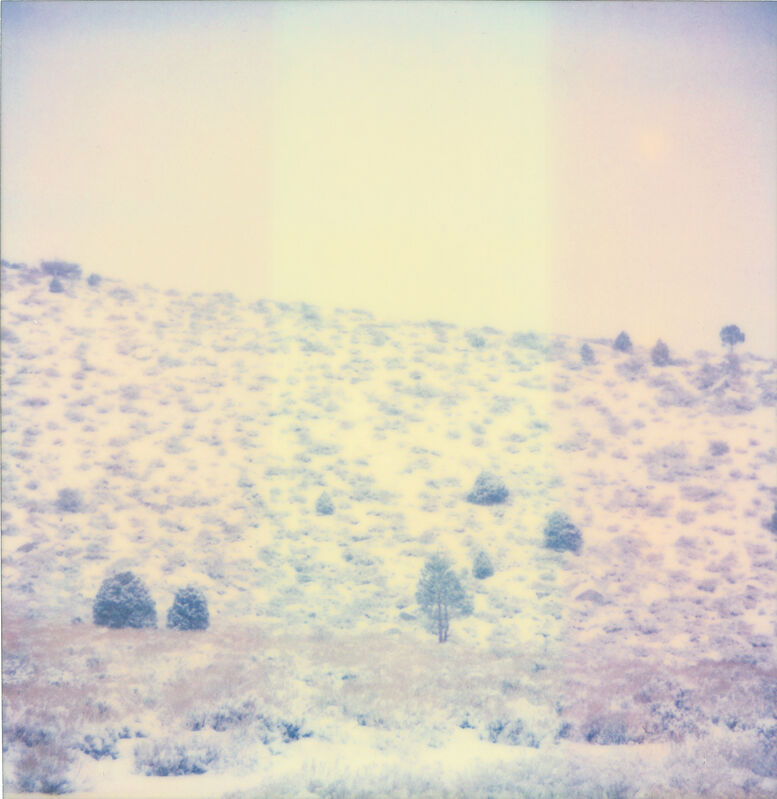 Stefanie Schneider, 'Purple Valley (Wastelands)', 2003, Photography, Analog C-Print, hand-printed by the artist on Fuji Crystal Archive Paper, mounted on white Sintra with matte UV-Protection., Instantdreams