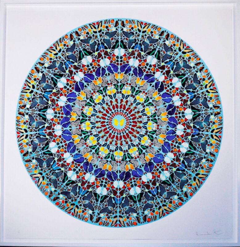 Damien Hirst, 'Mantra', 2011, Print, Silkscreen, DEAN PROJECT