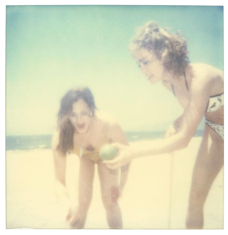 Stefanie Schneider, 'Boccia (Beachshoot)', 2005, Photography, Digital C-Prints, based on 8 original Polaroids, Instantdreams