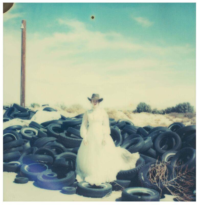 Stefanie Schneider, 'Rodeo Grounds (Till Death do us Part)', 2010, Photography, Digital C-Print print, based on a Polaroid, Instantdreams