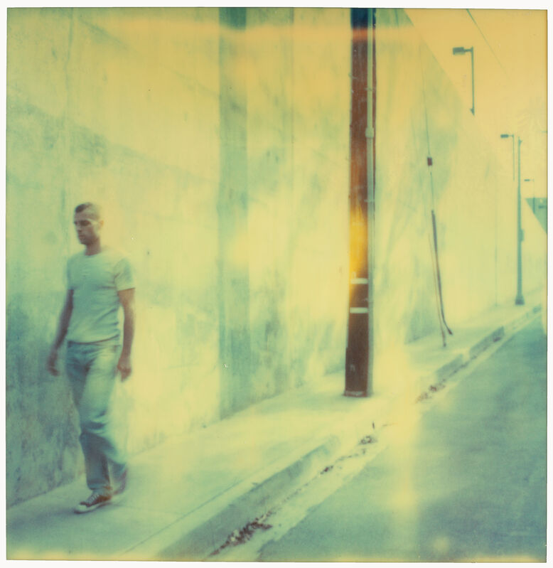 Stefanie Schneider, 'Mindscreen 12', 1999, Photography, Analog C-Print, hand-printed by the artist on Fuji Crystal Archive Paper, based on a Polaroid, mounted on Aluminum with matte UV-Protection, Instantdreams