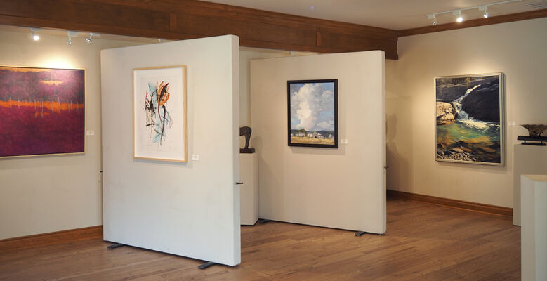 Western Moods:  Andy Taylor, installation view