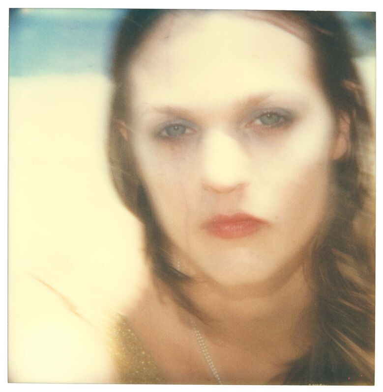 Stefanie Schneider, 'Like Tears in the Rain (Beachshoot) - analog, mounted, Polaroid, hand-print', 2005, Photography, Analog C-Print, hand-printed by the artist on Fuji Crystal Archive Paper, based on a Polaroid, mounted on Aluminum with matte UV-Protection, Instantdreams