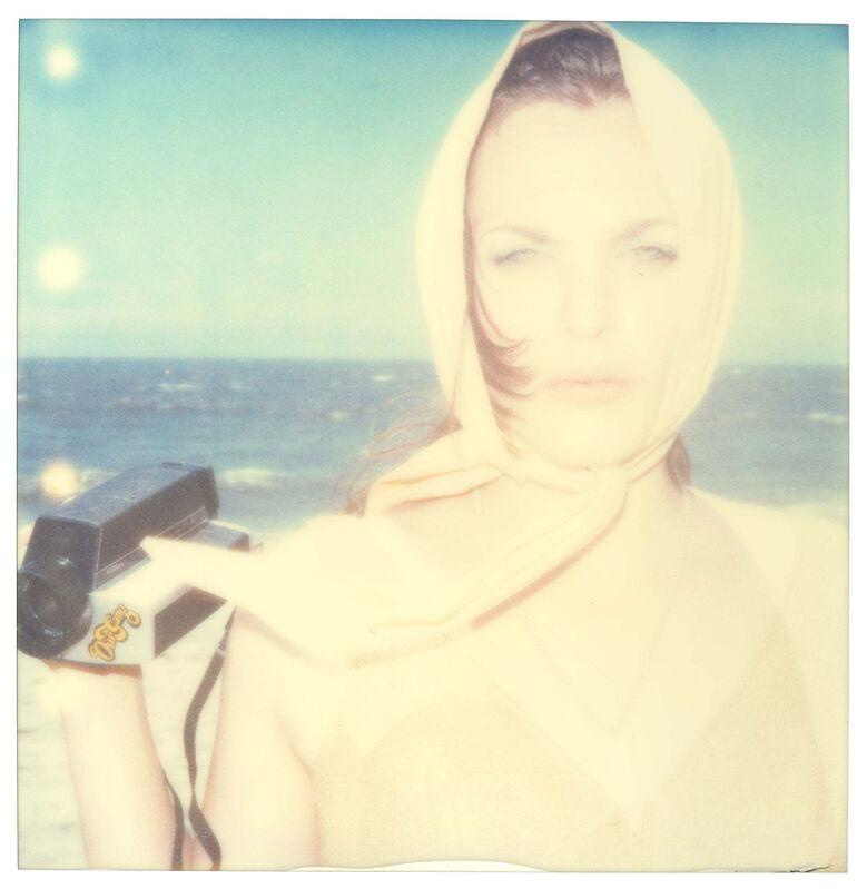 Stefanie Schneider, 'The Diva (Beachshoot)', 2005, Photography, Digital C-Print, based on a Polaroid, Instantdreams