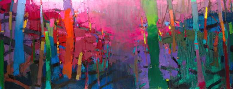 Brian Rutenberg, 'CAMELLIA', 2014-2015