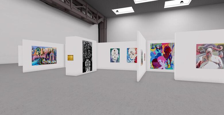 My Name is Nobody, installation view
