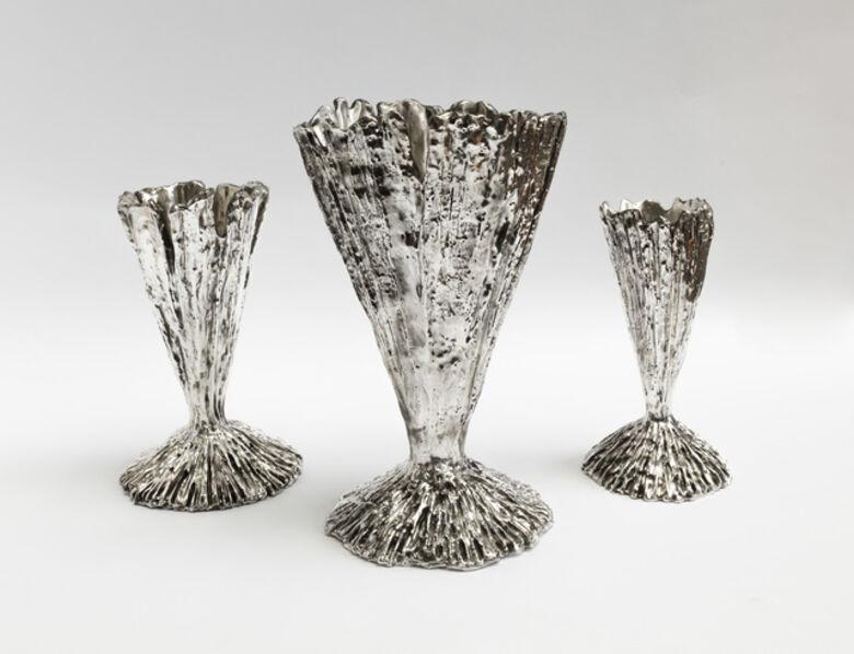 Michele Oka Doner, 'Vases - Small, Medium, Large', 2000