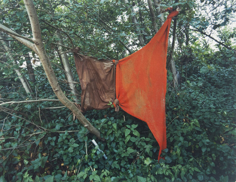 Eirik Johnson, 'Untitled (#13 Red Sweater tied to brown shirt)', 2004