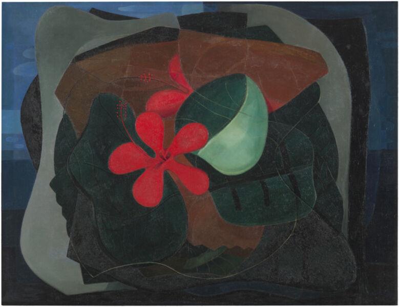 Amelia Peláez, 'Marpacífico (Hibiscus)', 1936