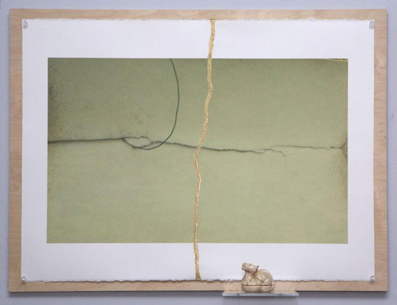 Sarkis, '2017.02 Kinstugi d'après Beuys', 2017