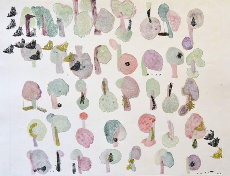 Fumiko Toda, 'Spring Break Forest', 2003