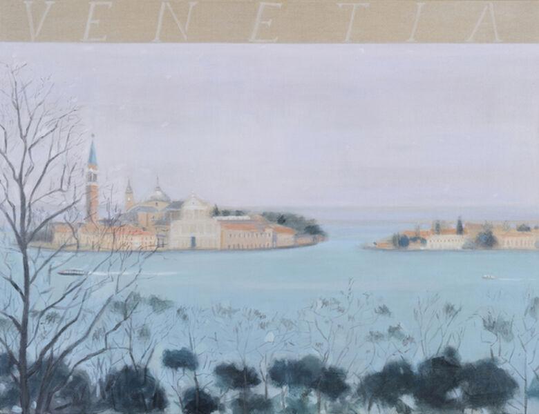 Lynne Boyd, 'Vista della Museo Correr'