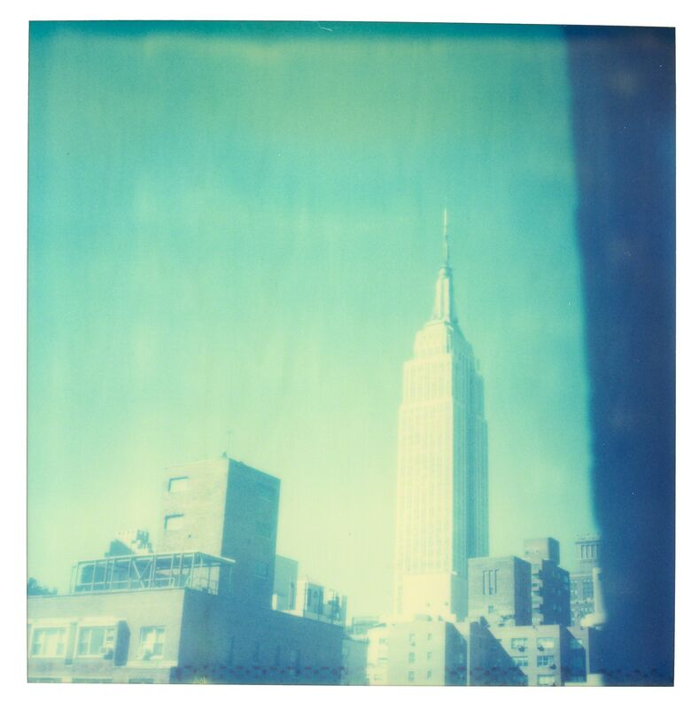 Stefanie Schneider, 'A Room with a View (Strange Love)', 2005, Photography, Digital C-Print, based on a Polaroid, Instantdreams