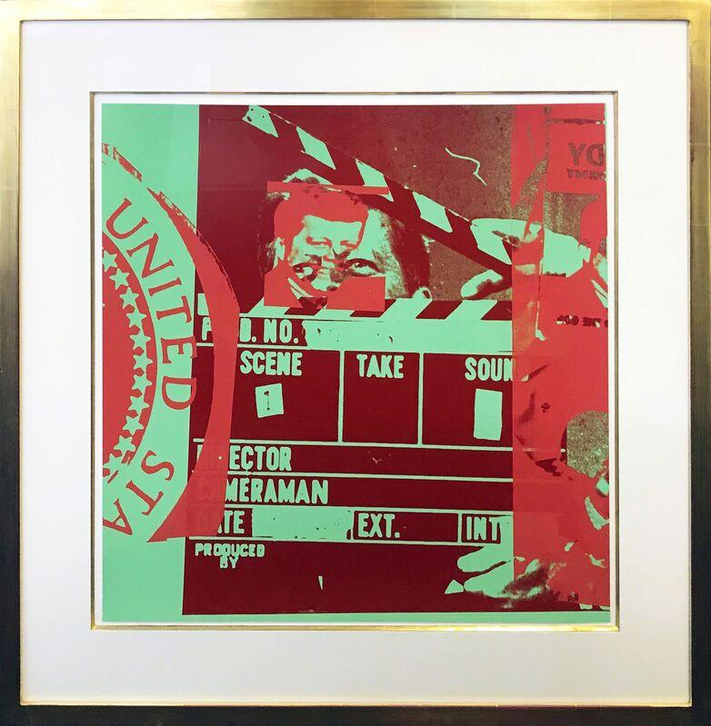 Andy Warhol, 'FLASH - NOVEMBER 22, 1963 FS II. 40', 1968, Print, SCREENPRINT, Gallery Art
