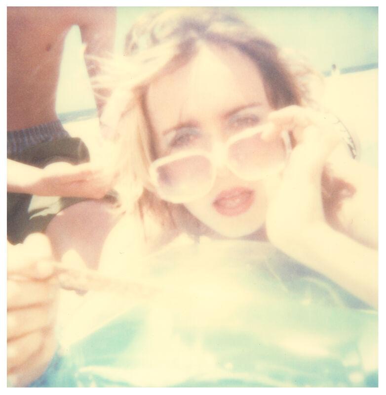 Stefanie Schneider, 'Sunscreen II (Beachshoot) ', 2005, Photography, Digital C-Print, based on a Polaroid, Instantdreams