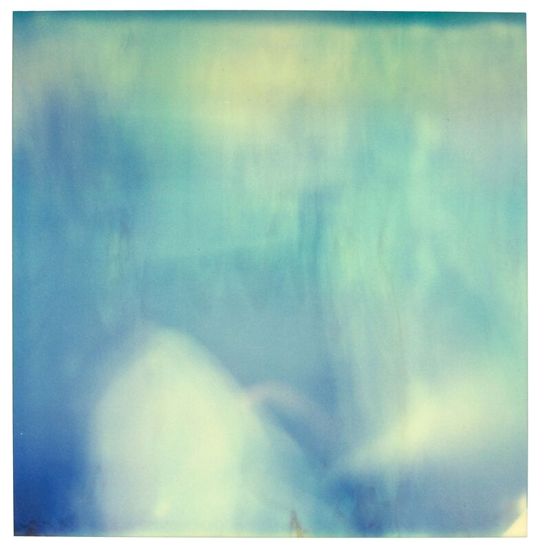 Stefanie Schneider, 'Unfinished Bridge (Stay) from Ryan Gosling's memory sequence', 2006, Photography, Analog C-Print based on a Polaroid, hand-printed by the artist on Fuji Crystal Archive Paper. Not mounted., Instantdreams