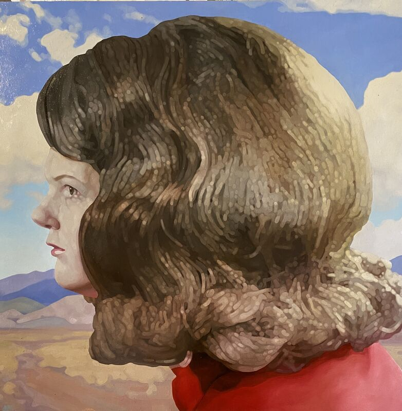 Colin Chillag, 'Anonymous Portrait #1', 2020, Painting, Oil on canvas, McVarish Gallery
