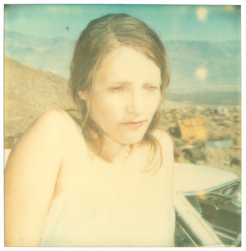 Stefanie Schneider, 'Hideout (Wastelands)', 2003, Photography, Digital C-Print, based on a Polaroid, not mounted, Instantdreams