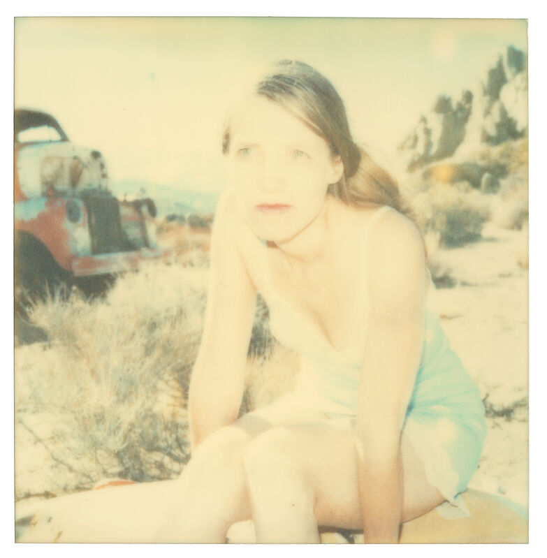 Stefanie Schneider, 'Jordan (Wastelands)', 2003, Photography, Analog C-Print, hand-printed by the artist on Fuji Crystal Archive Paper, based on a Polaroid, mounted on Aluminum with matte UV-Protection, Instantdreams