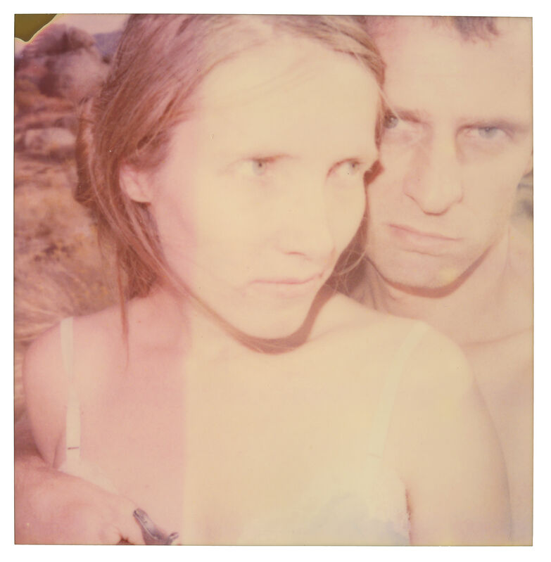 Stefanie Schneider, 'Randy and I - part 1 (Wastelands) ', 2003, Photography, Digital C-Print, based on a Polaroid, not mounted, Instantdreams