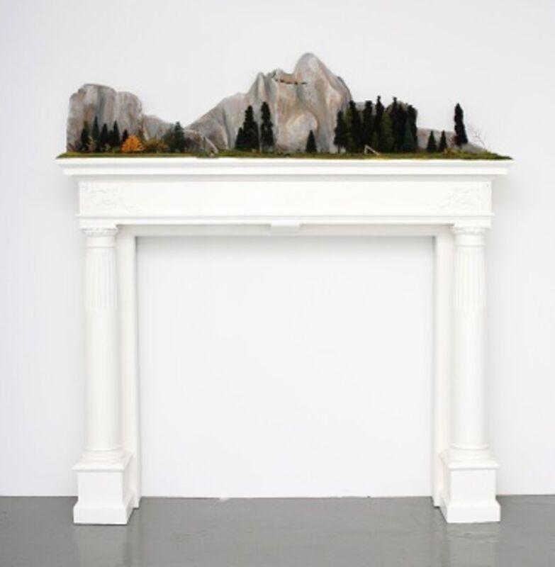 Mel Ziegler, 'Occupied Yosemite', 2010, MDF, plastic, metal, paint, Perrotin
