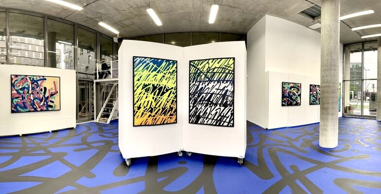 Obsession, installation view