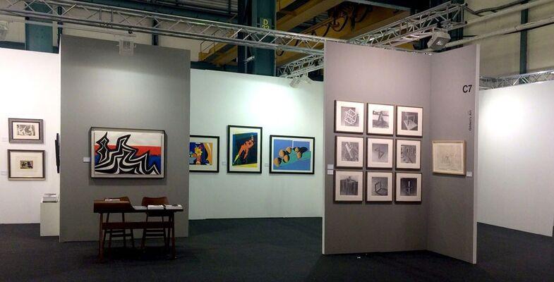 Gilden's Art Gallery at KUNST 16 ZÜRICH, installation view