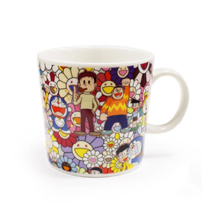 Takashi Murakami, 'TAKASHI MURAKAMI x Doraemon Mug', 2017, Design/Decorative Art, Ceramics, Curator Style