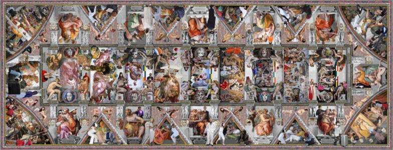 Lluis Barba, 'Origin and Cosequence', 2017