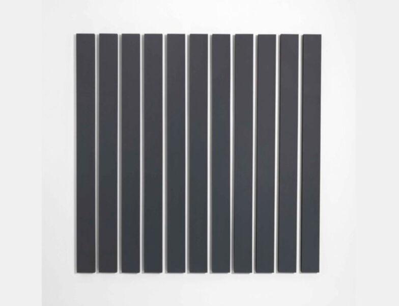 Alan Charlton, '11 Vertical Parts', 1984-1996