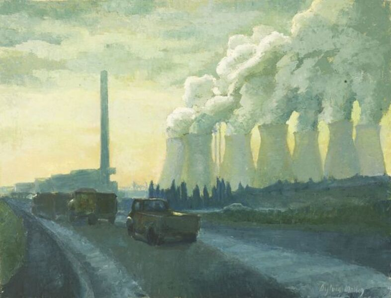 Sylvia Molloy, ''COOLING TOWERS''