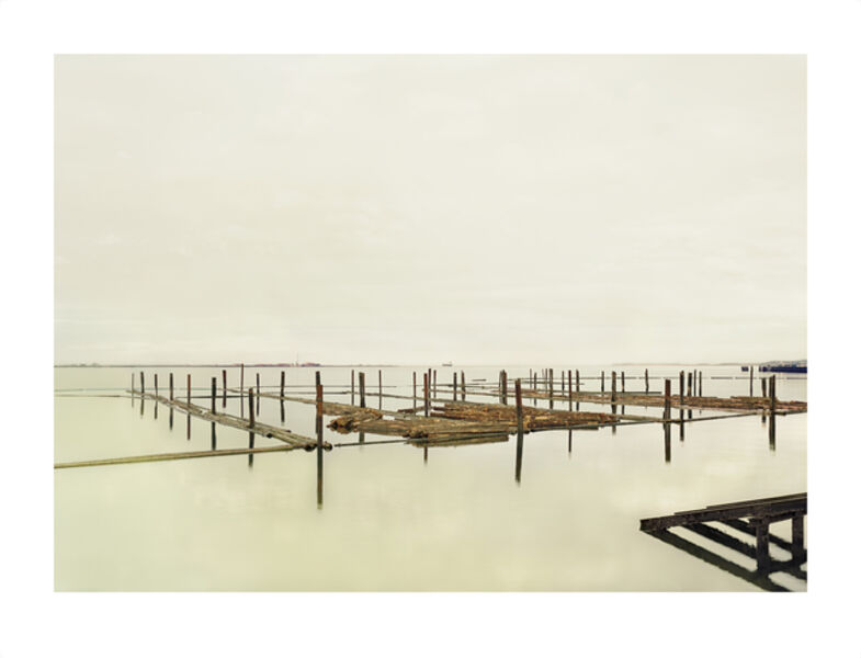 Elger Esser, 'Port Angeles, From Six American Sunsets', 2008