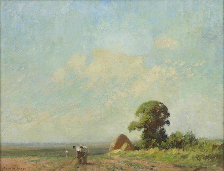 Edward Seago, 'Root Field'