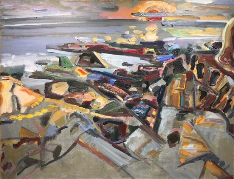 Bernard Chaet, 'Blocked Sun', 1994