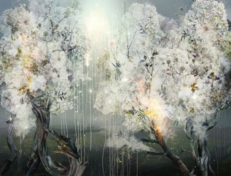 Ysabel Lemay, 'Cosmic Nursery', 2014