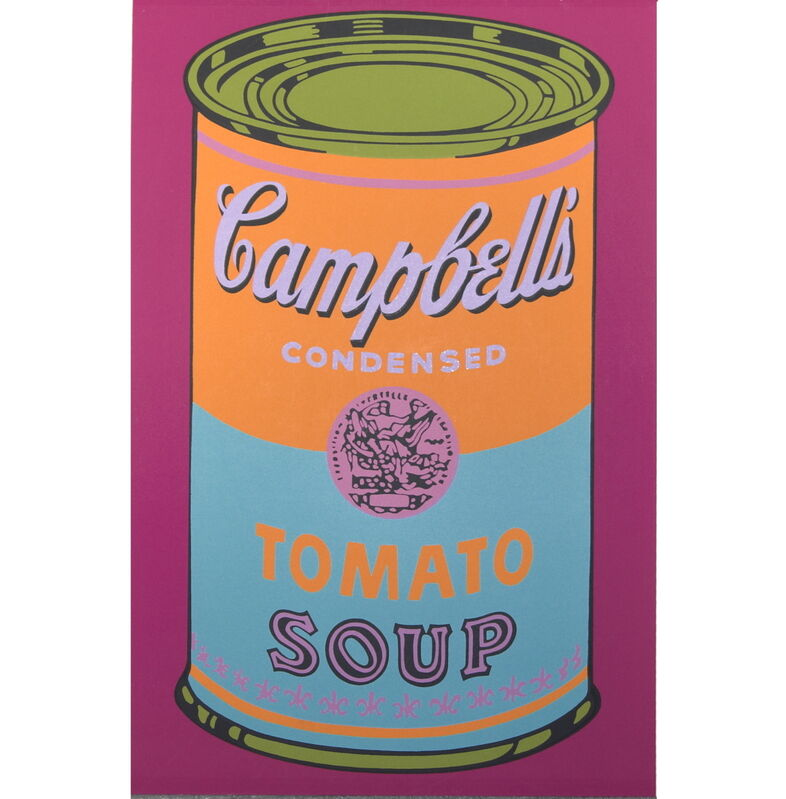 Andy Warhol, 'Campbell's Soup', 1968, Print, Serigraph, ArtWise