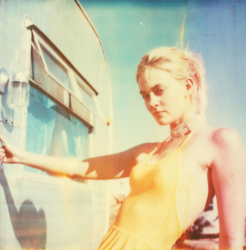 Stefanie Schneider, 'Jane (Heavenly Falls', 2016, Photography, Digital C-Print, based on a Polaroid, Instantdreams