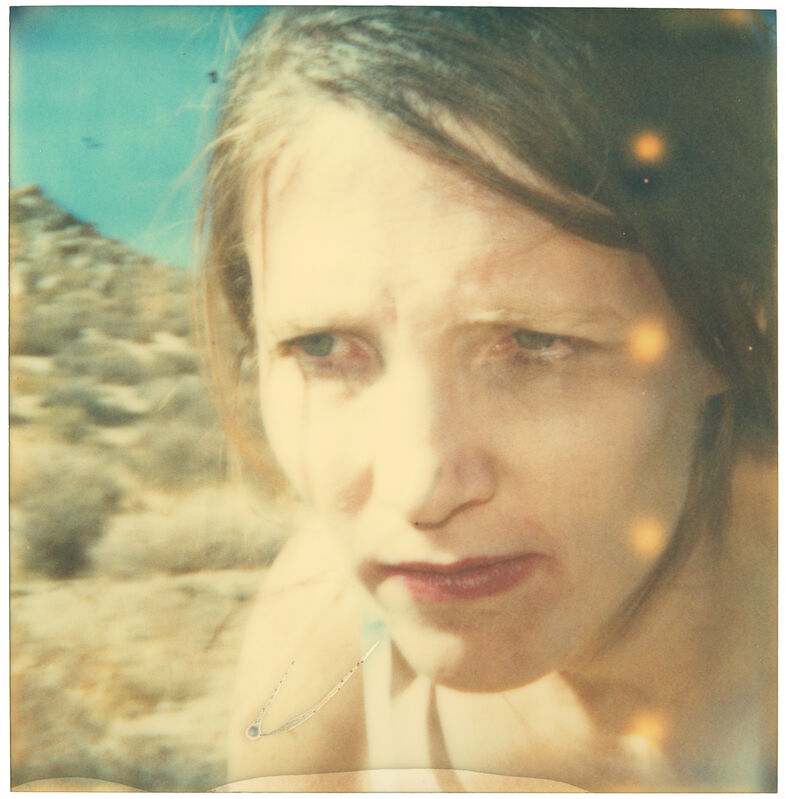 Stefanie Schneider, 'Insatiable - he came to my Valley (Wastelands)', 2003, Photography, Analog C-Print, hand-printed by the artist on Fuji Crystal Archive Paper, based on a Polaroid, mounted on Aluminum with matte UV-Protection, Instantdreams