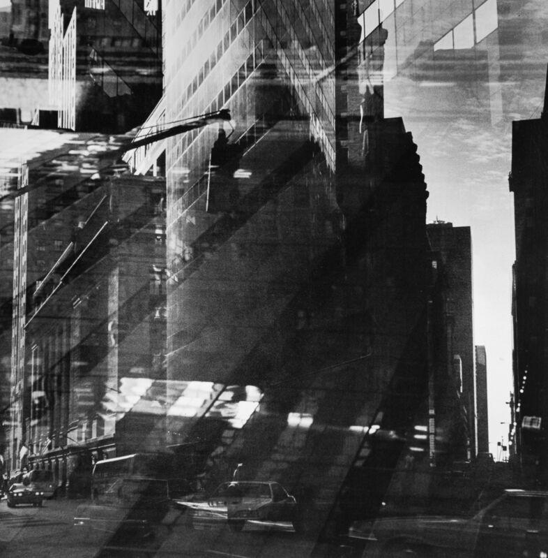 German Lorca, 'Central Park', 1982, Photography, Vintage gelatin silver print, FASS