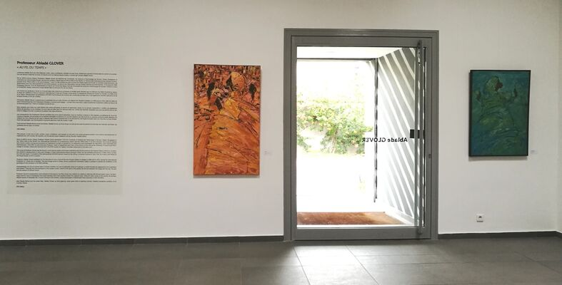 LouiSimone Guirandou Gallery  at 1-54 Marrakech 2020, installation view
