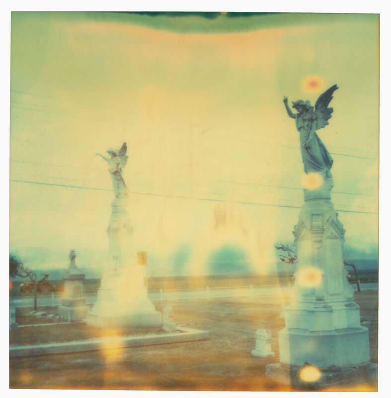 Stefanie Schneider, 'Guadaloupe (Last Picture Show) ', 2005, Photography, Analog C-Print, hand-printed by the artist on Fuji Crystal Archive Paper, based on a Polaroid, mounted on Aluminum with matte UV-Protection, Instantdreams