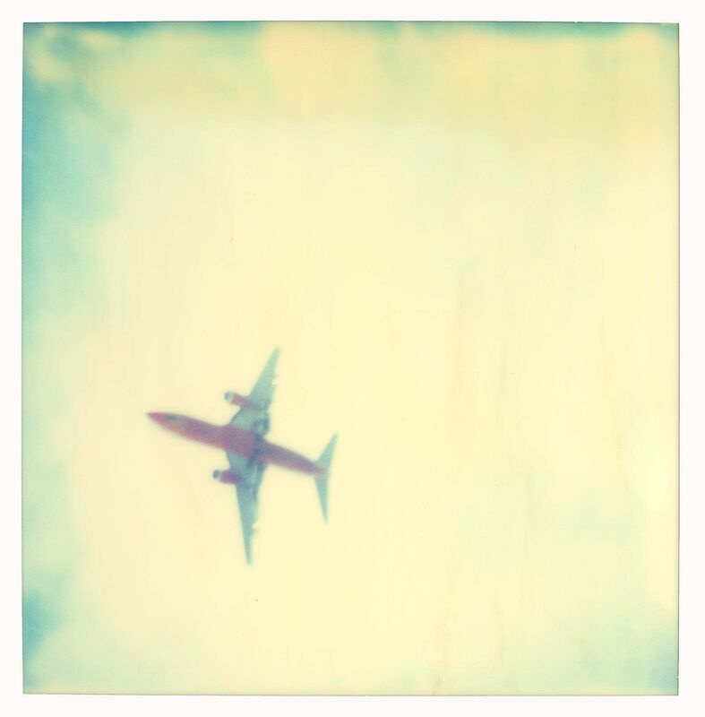 Stefanie Schneider, 'Planes (Stranger than Paradise)', 2001, Photography, Analog C-Print based on a Polaroid, hand-printed by the artist on Fuji Crystal Archive Paper. Mounted on Aluminum with matte UV-Protection., Instantdreams