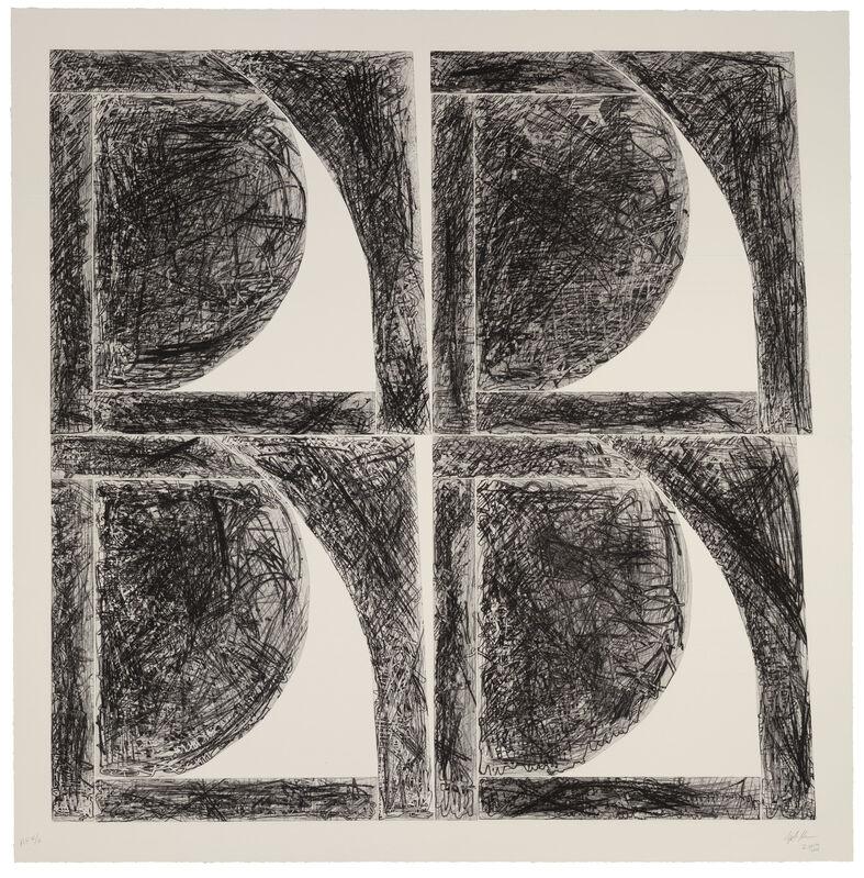 Wyatt Kahn, 'Bits', 2019, Print, Intaglio, Universal Limited Art Editions