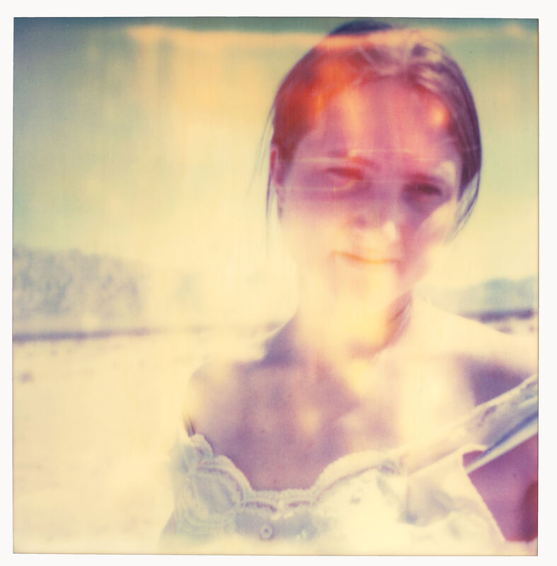 Stefanie Schneider, 'Cadiz Valley - Mindscreen 15 (Night on Earth)', 1999, Photography, Analog C-Print, hand-printed by the artist on Fuji Crystal Archive Paper, based on a Polaroid, not mounted, Instantdreams