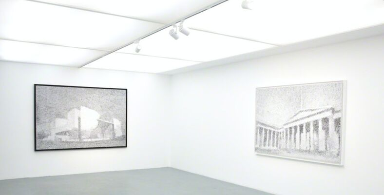 """Chen Shaoxiong - """"The Views"""", installation view"""