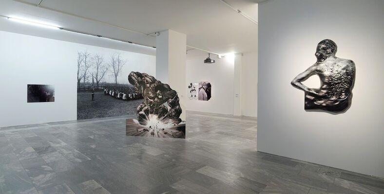 ARTHUR JAFA: A SERIES OF UTTERLY IMPROBABLE, YET EXTRAORDINARY RENDITIONS, installation view