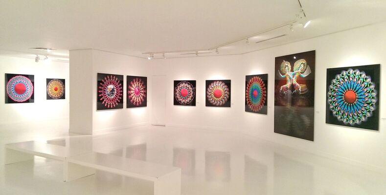 "A. Halim Kulaksız & Nejat Türkmen ""LIVELY BODIES"", installation view"