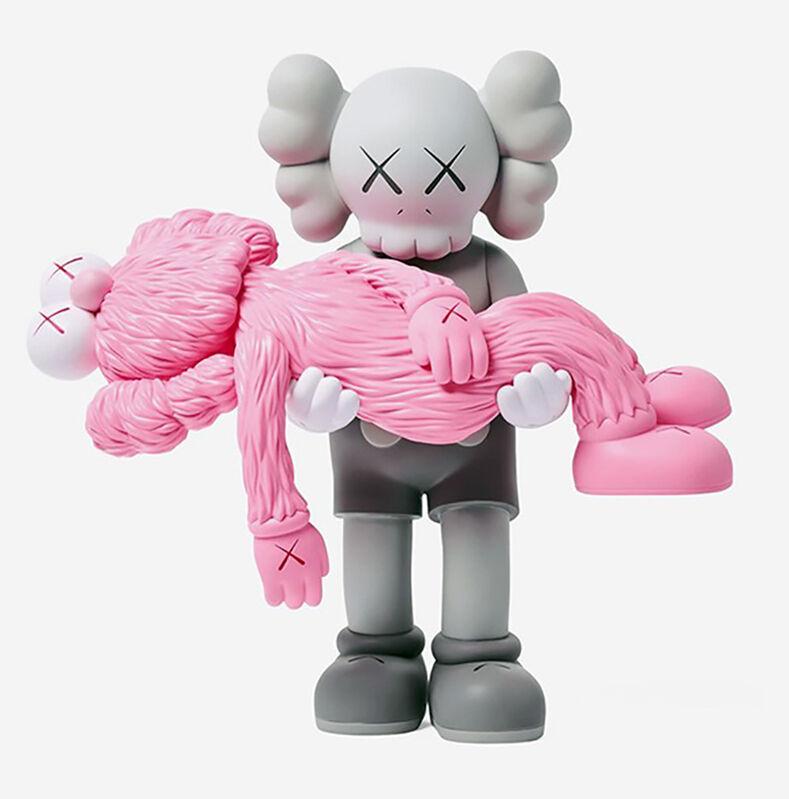 KAWS, 'KAWS Grey GONE Companion (Grey KAWS GONE)', 2019, Sculpture, Vinyl paint, cast resin figurine., Lot 180