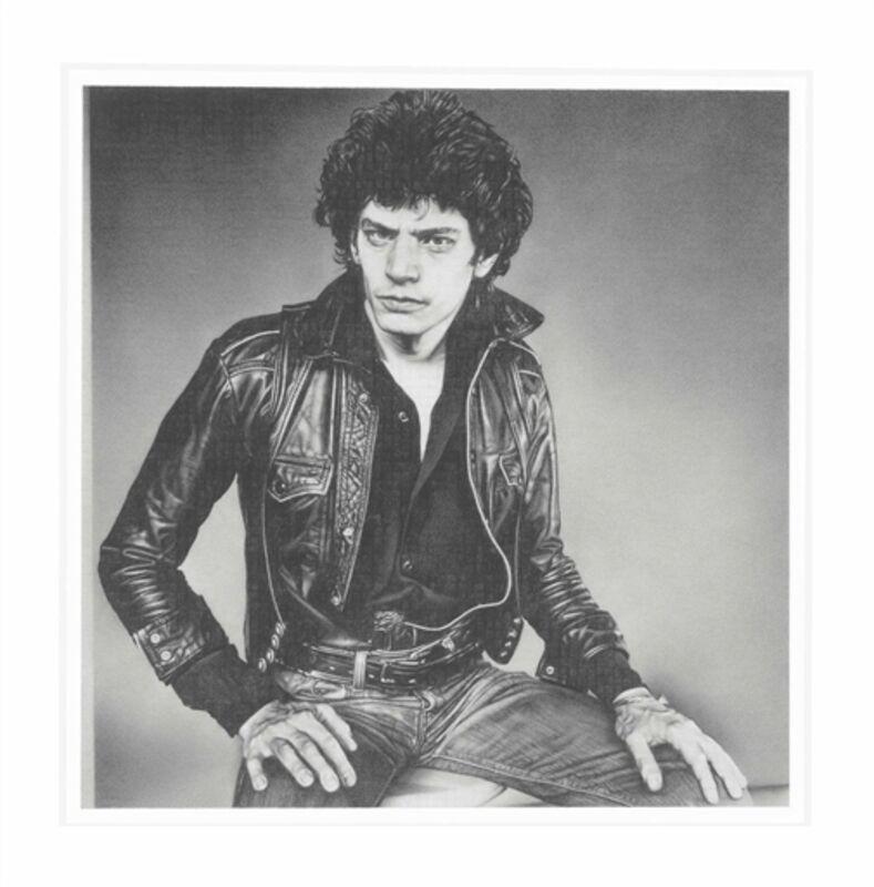 Dan Fischer, 'Robert Mapplethorpe', Image: 9 1/2 x 9 1/2 in. (24.1 x 24.1 cm.), Christie's